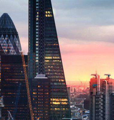 Financial city London